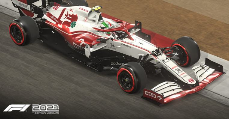 How Many Chapters Are In F1 2021 Braking Point
