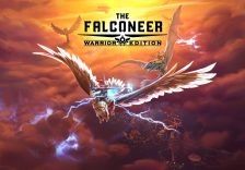the falconeer warrior edition ps5 header logo