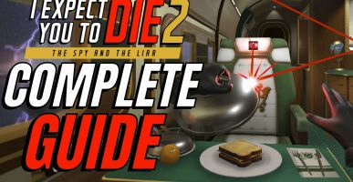 I Expect you to die 2 guide walktrhough