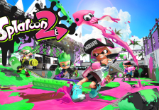 Splatoon 2 How to Change Hair Color