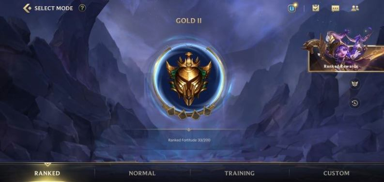 How To Rise Through The Ranks In League of Legends: Wild Rift