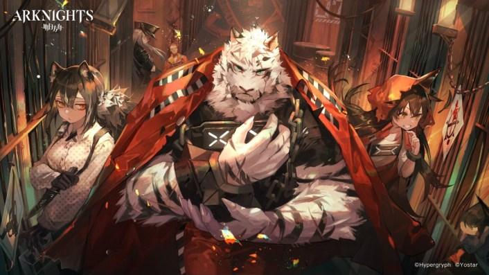 Arknights Tier List - The Best Operators