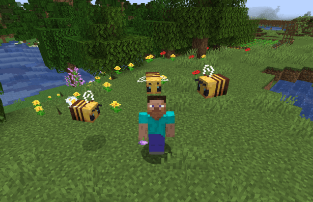 How To Build a Bee Farm in Minecraft