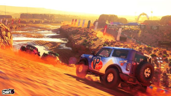 Dirt 5 Update 6.00 Will Bring Fixes, Freebies, and a New Expansion