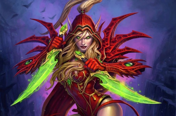 How to Play Rogue in Hearthstone
