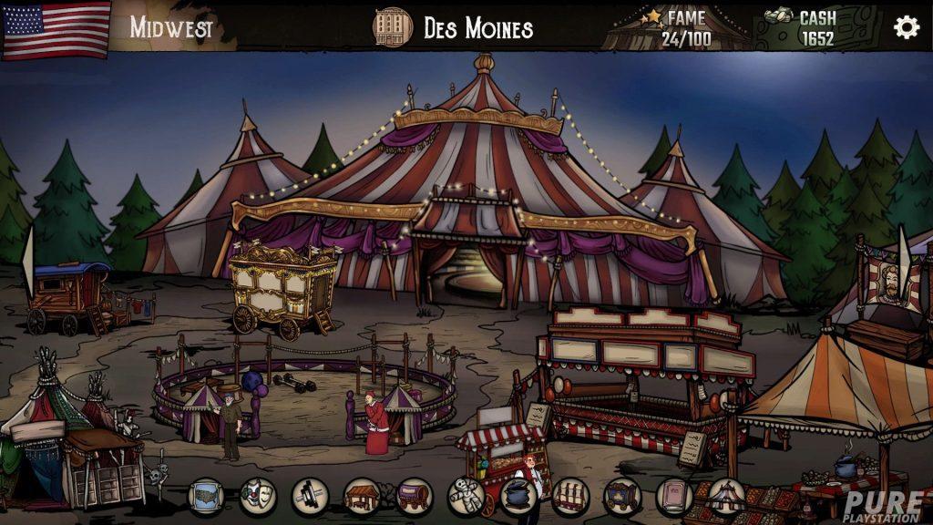 the amazing american circus screenshot 6