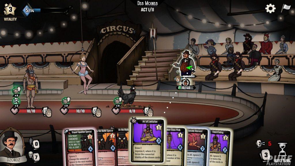 the amazing american circus screenshot 7