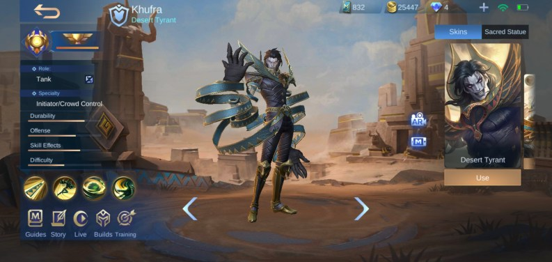Mastering Lane Control With Khufra: A Pro Guide for Mobile Legends