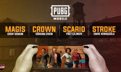 Blaze Esports PUBG Mobile Ekibi İle Yollarını Ayırdı