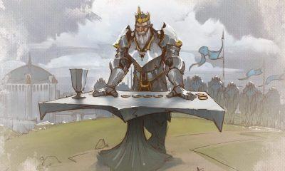 Riot Games Tellstones: King's Gambit Oyununu Duyurdu
