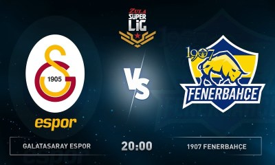 Derbinin Galibi Galatasaray Espor Oldu!