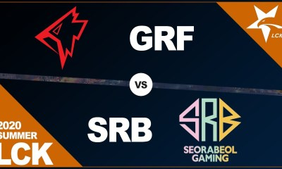 Seorabeol Gaming vs griffin