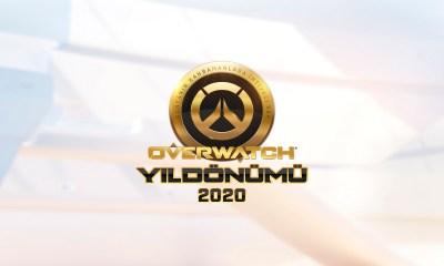 Overwatch yıl dönümü etkinlikleri başladı