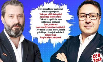 Selçuk Ergenç'in yeni konuğu InGame Group CEO'su Burak Gözalan
