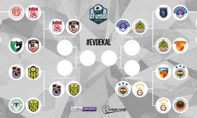 Türkiye E-Futbol Turnuvası'nda ilk gün sona erdi