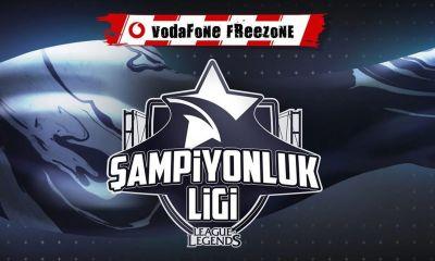 Vodafone Freezone Şampiyonluk Ligi zirvede