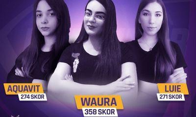 Zula Kadınlar Ligi'nin en fazla skor alan oyuncuları belirlendi