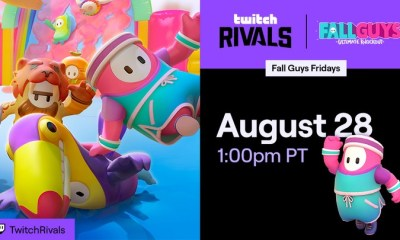 Fall Guys Twitch Rivals