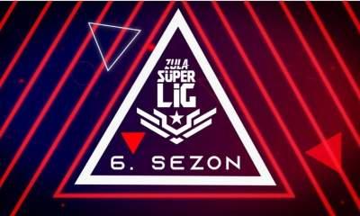 Zula Süper Lig haftanın en iyi 5 oyuncusu