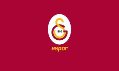Galatasaray Espor Türkiye Espor Futbol
