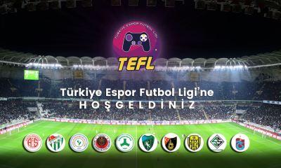 Türkiye Espor Futbol Ligi ikinci hafta