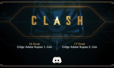 Clash Gölge Adalar Kupası