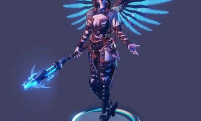 Dark Val'kyr Mercy