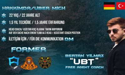 UBT, Team Aurora ile yollarını ayırdığını duyurdu