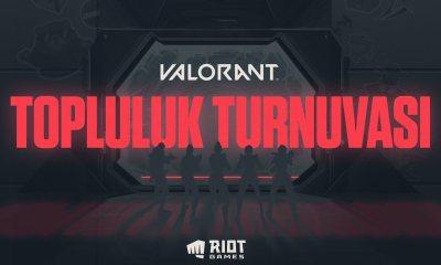 Valorant Topluluk Turnuvası ikinci hafta kayıtları başladı!