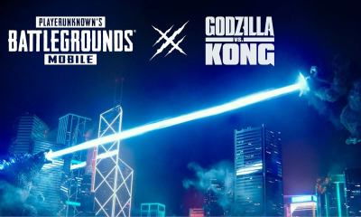 Godzilla vs. Kong PUBG Mobile 1.4 sürümünde