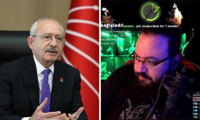 Jahrein ile Kemal Kılıçdaroğlu canlı yayınının tarihi belli oldu