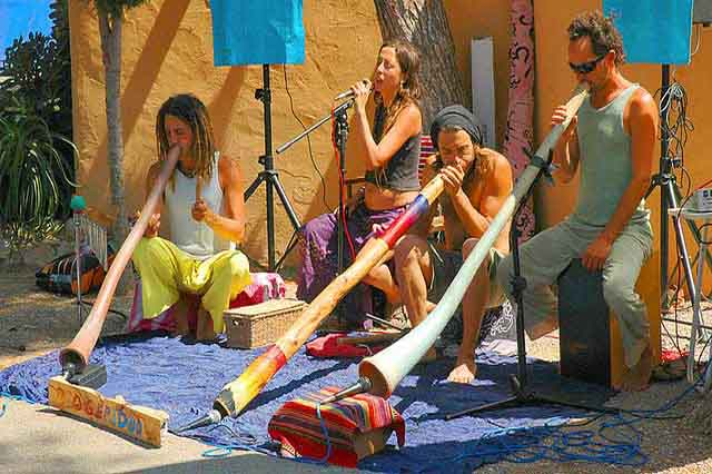 Visit the Hippie Market in Es Cana.