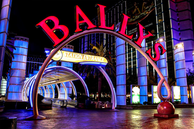 bally casino las vegas