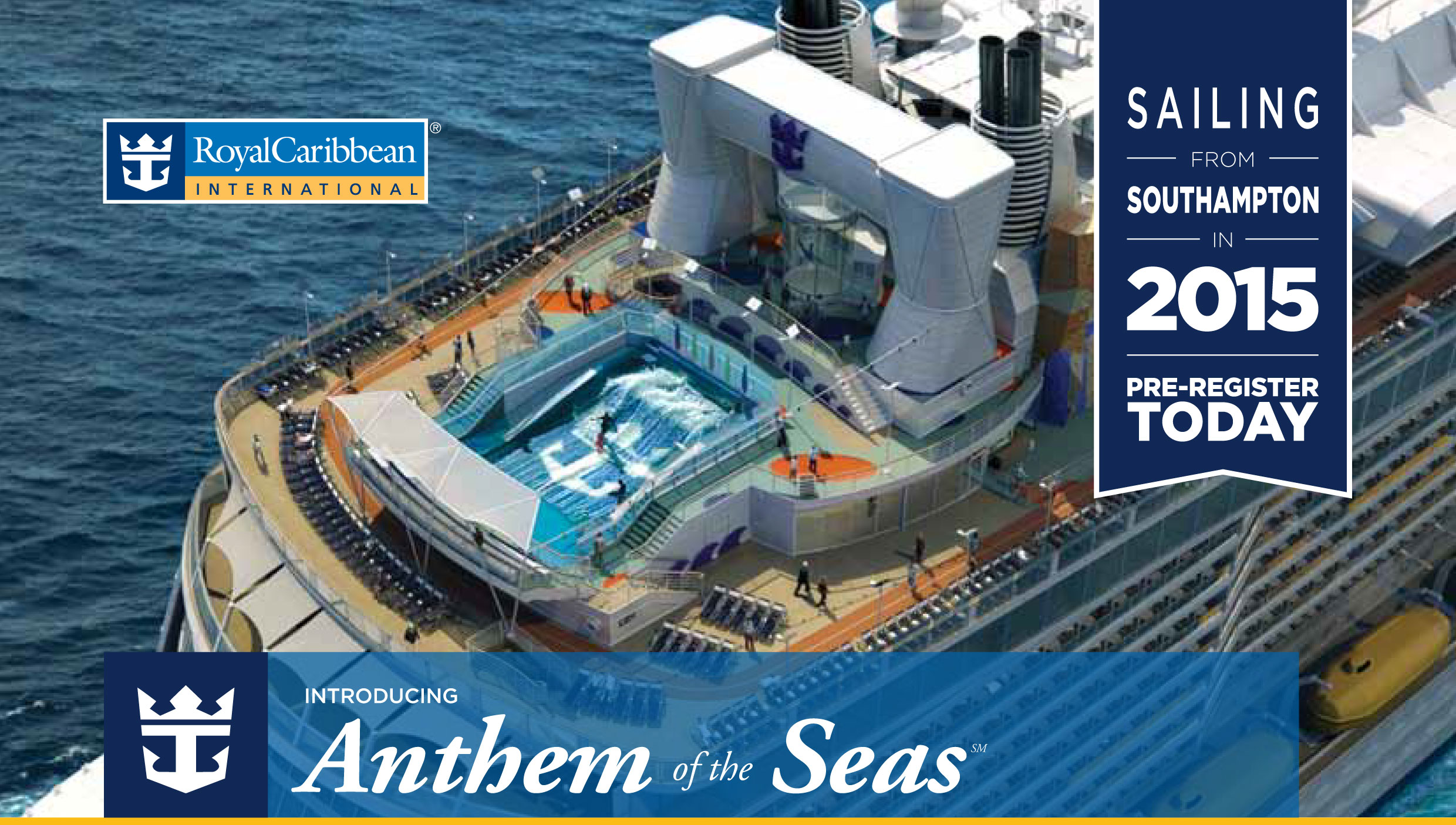 Royal Caribbean Anthem of the Seas Update