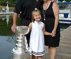 Claude Julien's Wife Karen Julien