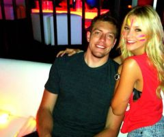 David Lee's Fiancée Sabina Gadecki