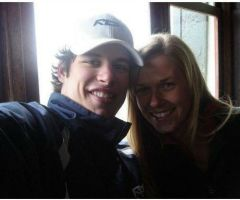 Sidney Crosby's Girlfriend Kathy Leutner