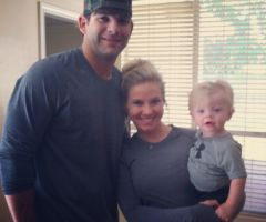 Mitch Moreland's Wife Susannah Higgins