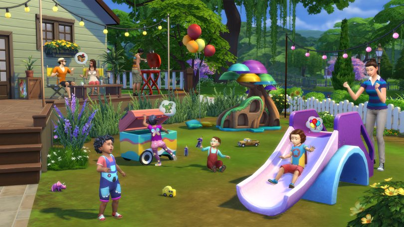 The Sims 4 Torrent Download (Incl. All DLC's + Deluxe Edition)