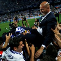 How Zidane cracked the Real Madrid code