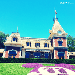 Our trip to Disneyland