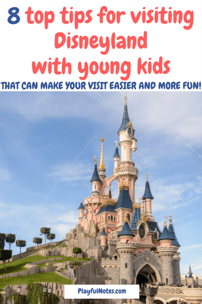 Disneyland travel tips: 8 top tips for visiting Disneyland with young kids | Disneyland with toddlers | Disneyland with preschoolers | Disney World tips | Disneyland with young kids | Disneyland with toddlers | Disneyland with preschoolers | Disneyland tips