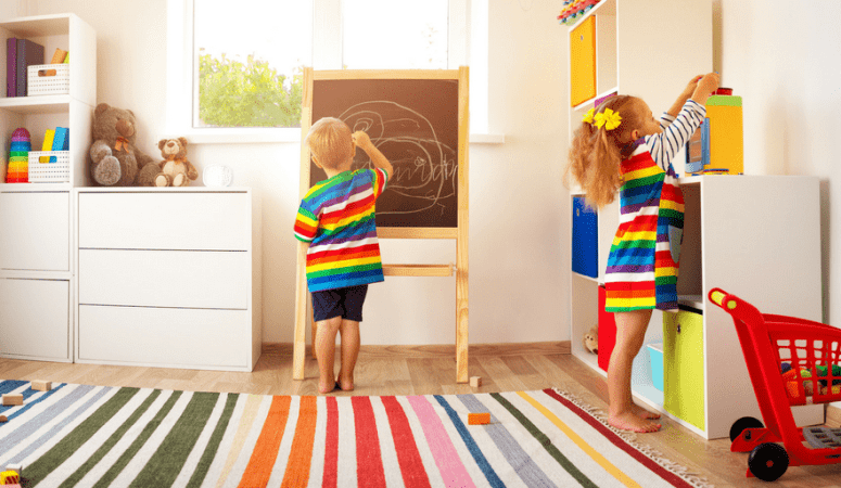 How we started our playful home preschool: Plans, supplies, and goals