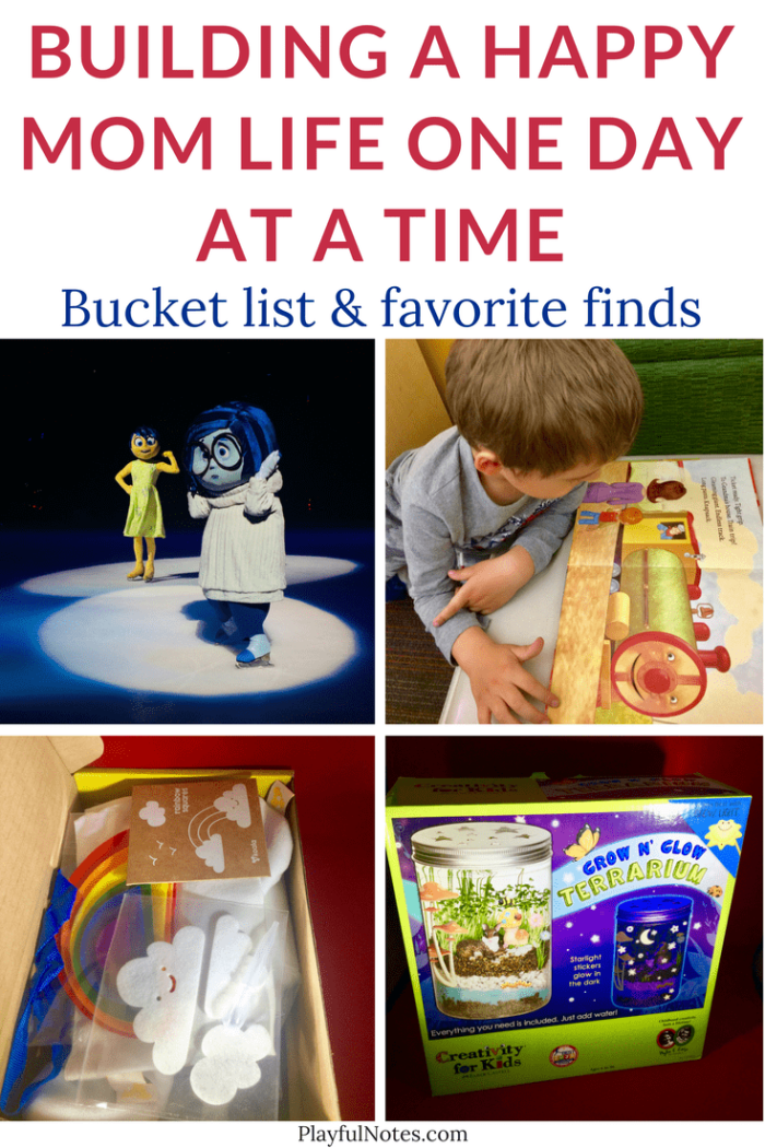 Mom and child bucket list: The monthly update on our bucket list and this month's favorite finds   Ideas for moms   Bucket list ideas