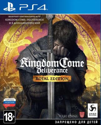 Kingdom Come: Deliverance – Royal Edition (PS4)