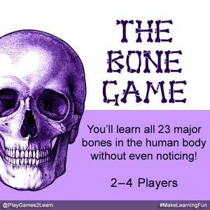PlayGames2Learn.com - The Bone Game