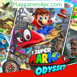Super Mario Odyssey Highly Compressed For PC Game Download 2021