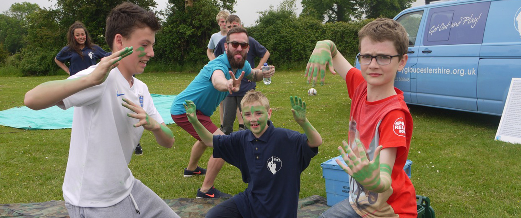 Play Advocacy | Play Gloucestershire