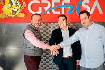 Grefusa entra en el capital de Play&go experience, empresa valenciana de gamificación