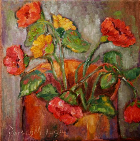 use your imagination a new painting by dorsey mchugh